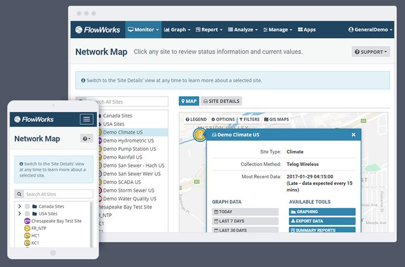 FlowWorks Application