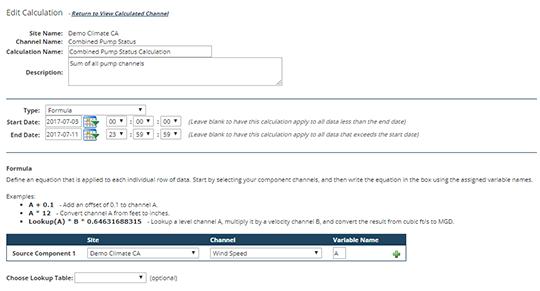 FlowWorks Data Management